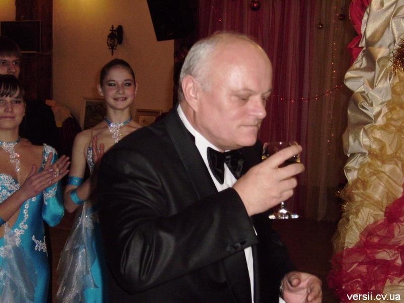 Благодійний муніципальний бал м. Чернівці 2008