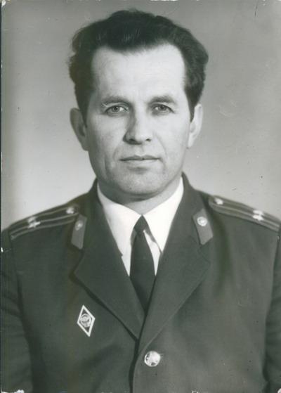 Фото з архіву Віктора Сільвеструка