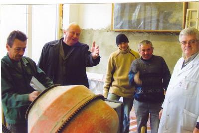На 13-ий рік роботи головним лікарем обласної клінічної лікарні Володимир Ушаков не скаржиться: такої реконструкції, як провели 2008-го, тут ще не пам'ятають.