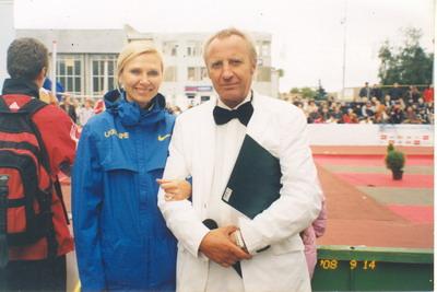 Геннадій Тєрєхов завжди молодий наставник чемпіонів
