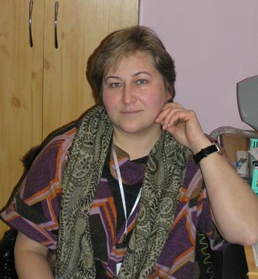 Гюльнар НАЗАРОВА, голова громадської організації «Права людини»