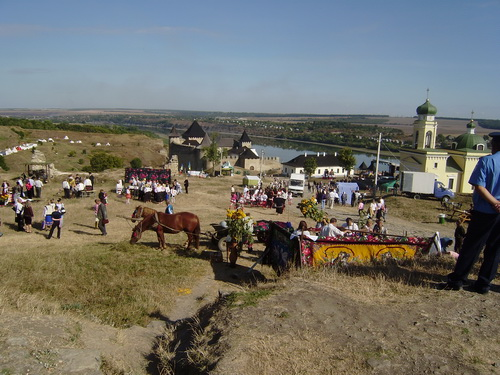 Фестиваль «Хотинська твердь» лише починається