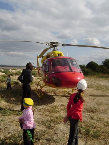 Червоний гелікоптер Червоненка
