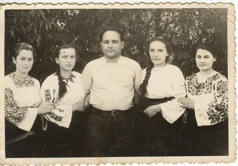 П'ятеро з великої родини