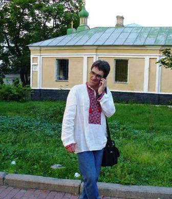 Ігор ГУРЧИК. Київ, 2010