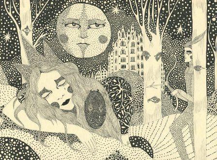 «У лісі», Д. Глазатова, 2012