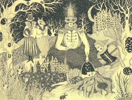 «Ритуал», автор Дарія Глазатова, 2012