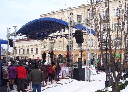 Офіційне відкриття фестивалю