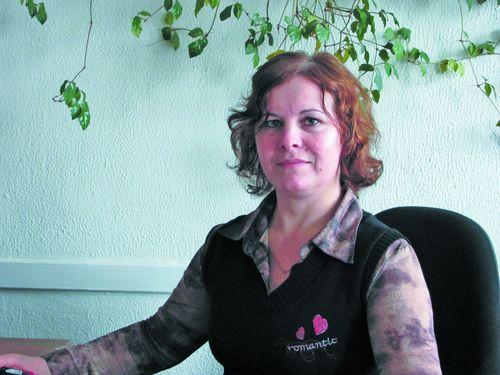 Левчук Галина Миколаївна - бухгалтер Мигівського лісництва