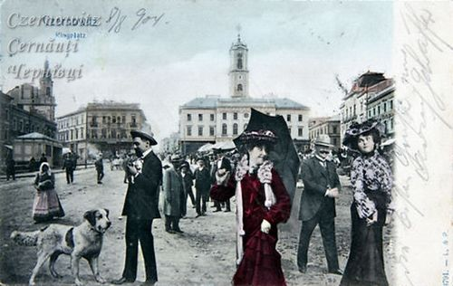 RingPlatz Rathaus 630 1904