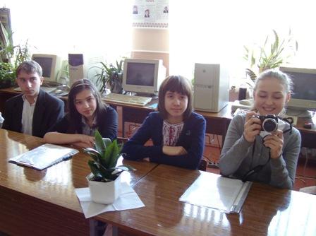Учні Чернівецької гімназії №2