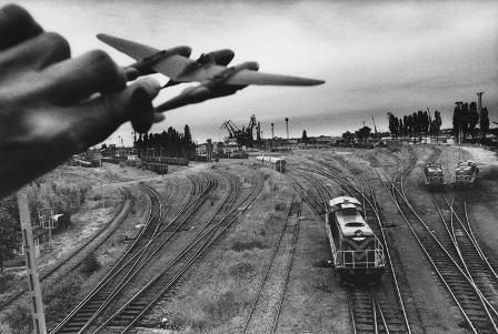 Автор Сильвія де Сваан. «War Game». Проект «Повернення». Фото з сайту Sylvia de Swaan. PHOTOGRAPHY.
