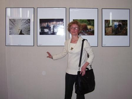 """Фотовиставка газети """"День"""" у Чернівцях. 2007"""