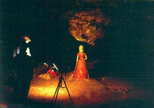 Хазяйка печери - Попелюшка