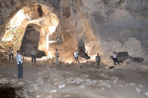 У печері Колокольчики