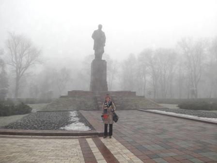 З воказалу до Євромайдану йшли Бульваром Тараса Шавченка