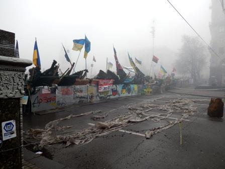 Намети з усіх куточків України