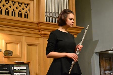 Інна Воробець (флейта)