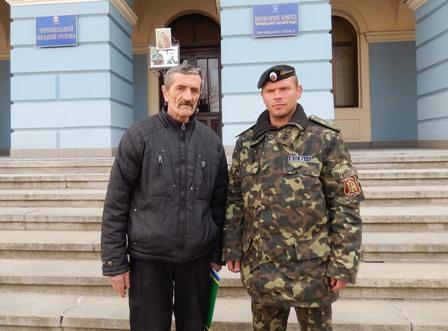 Два покоління патріотів: Дмитро і Віктор Завальнюк