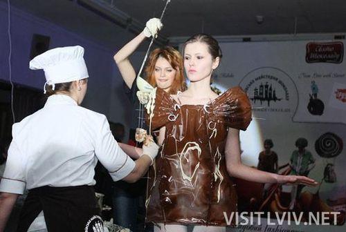свято шоколаду