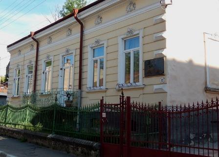 У цьому будинку від 1910 до 1941 жив Бруно Шульц