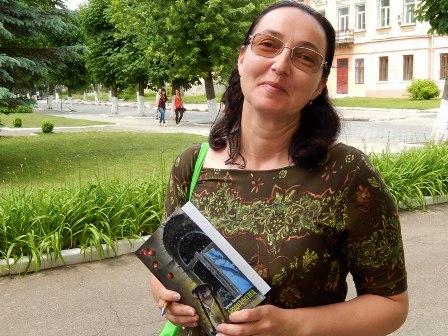 Наталія Бельченко, поетка, перекладач (м. Київ), гість фестивалю