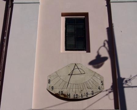 Найстаріший на Західній Україні сонячний годинник