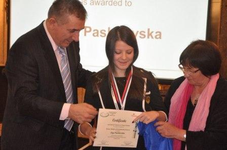 Міжнародна конференція молодих учених ICYS у м. Белград (Сербія).