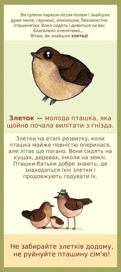 """Марися Рудська. """"Злетки"""". 1.6.2014. Живий журнал М. Рудської."""