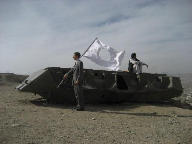 Афганістан, 2008.  Фото з сайту Нільсена.