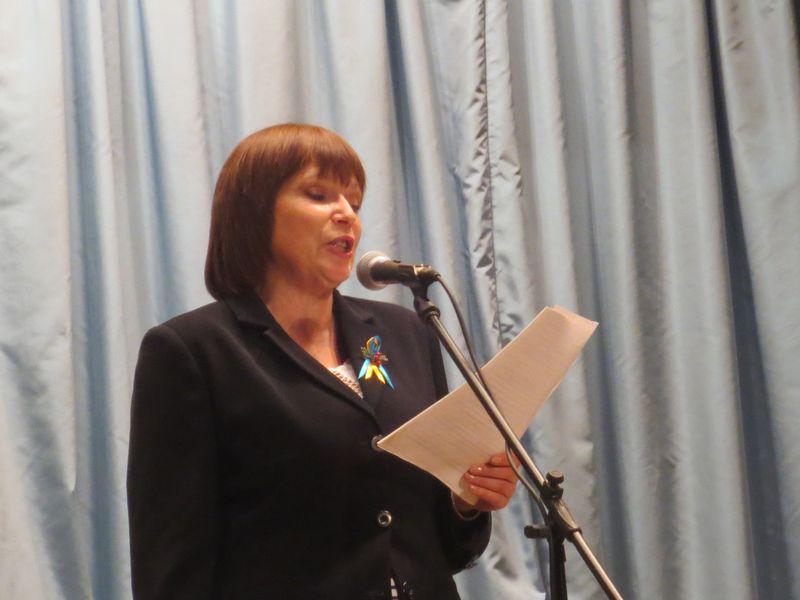 Маріанна ГОНЧАРОВА – у Чернівцях. Уперше з виступом