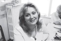 лікар-гінеколог чернівецького міського благодійного фонду «Нова сім'я»