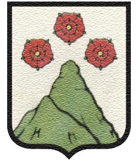 Садгора. Герб румунського періоду (1934 р.) Автор Ю. Ончул