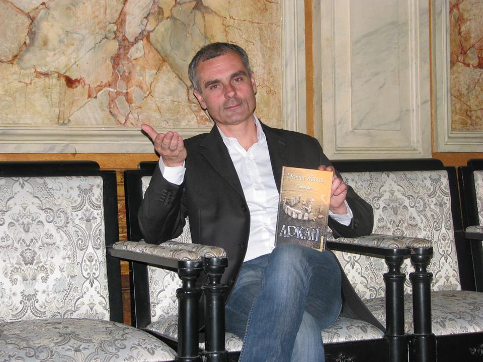 Роман Жахів: «Готування, як і книгописання, – процес творчий»