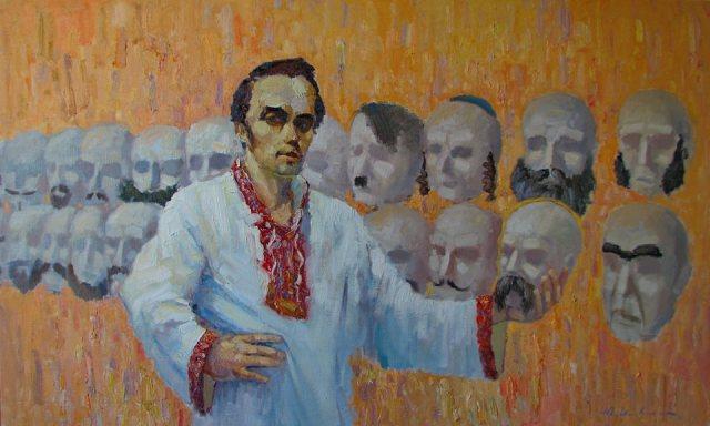 """""""Вибір життєвого шляху"""",  Юрій Шаповал, м. Полтава, 6 грудня 2014"""