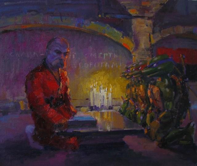 """""""Настанови Григоровича"""", Юрій Шаповал, грудень 2014"""