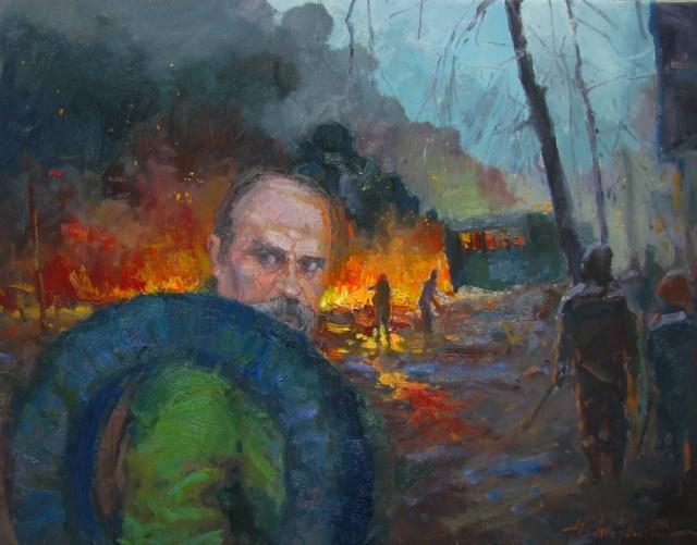 """""""Григорович проти"""", Юрій Шаповал, грудень 2014"""