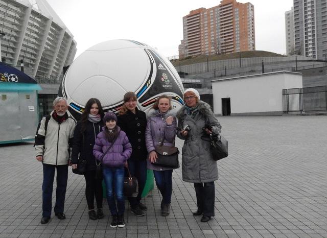 Наші давні друзі - команда з Одеси