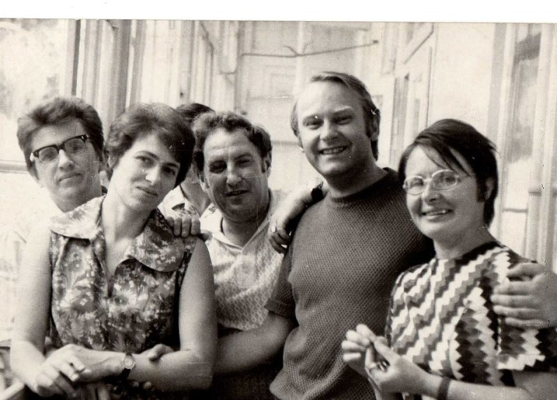 Молодий Буковинець-1976