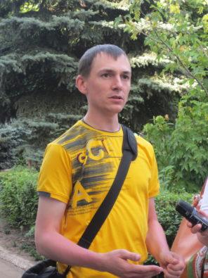 """Денис Бігунов пережив і відчув на власній шкурі всі """"принади"""" окупації"""