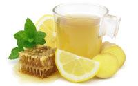 Мед + лимон + імбир = лік від багатьох недуг