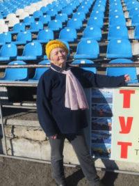 У Токіо є 82-літня бабуся-діджей, а в Чернівцях – 85-літня тренерка