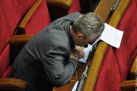 Четверо депутатів не відвідали жодного засідання Верховної Ради
