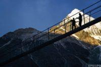 У Швейцарії відкрили найдовший підвісний пішохідний міст у світі