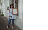 Буковинська літературна зірка Маріанна Гончарова отримала премію Ісаака Бабеля