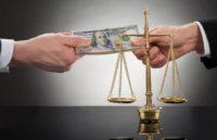 На початок 2017 року пенсія суддів становила 22 тисячі гривень