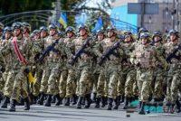 У Києві репетирують парад до дня Незалежності України