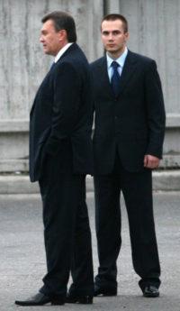 Син екс-президента України Віктора Януковича Олександр подав позов до суду проти НБУ