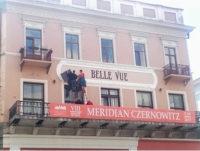«Belle Vue» на Центральній площі: