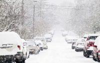 До України суне штормовий циклон зі Скандинавії